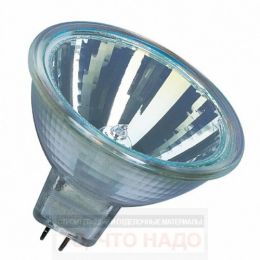 Лампа гал.OSRAM 50W 12V GU5,3 4050300272795