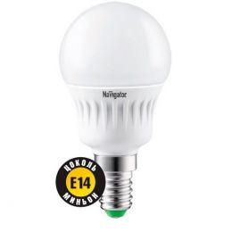 Лампа Navigator 94 468 NLL-G45-7-230-4K-E14